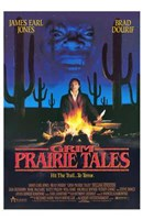 """Grim Prairie Tales - 11"""" x 17"""""""