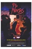 """9 1-2 Ninjas - 11"""" x 17"""""""