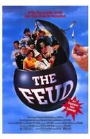 """The Feud - 11"""" x 17"""""""
