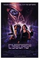 """Cyborg 2 - 11"""" x 17"""""""
