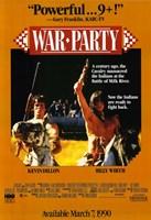 """War Party - 11"""" x 17"""""""