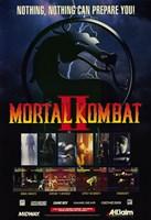 """Mortal Kombat 2: Annihilation - 11"""" x 17"""""""