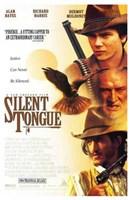 "Silent Tongue - 11"" x 17"""
