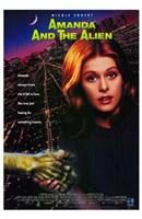 "Amanda and the Alien - 11"" x 17"""