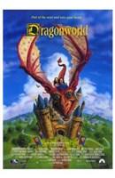 "Dragonworld - 11"" x 17"""