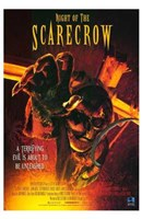 "Night of the Scarecrow - 11"" x 17"""