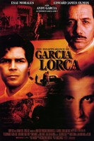 Disappearance of Garcia Lorca Wall Poster