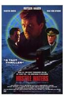 """Hostile Waters - 11"""" x 17"""""""
