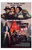 "Trapper County War - 11"" x 17"""