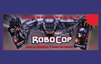 """Robocop 3 - 17"""" x 11"""" - $15.49"""