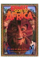 "Ernest Goes to Africa - 11"" x 17"""