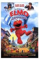 "Elmo in Grouchland - 11"" x 17"""