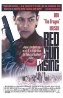 "Red Sun Rising - 11"" x 17"""