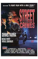 "Street Crimes - 11"" x 17"""