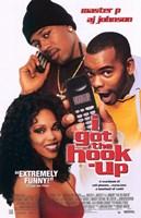 """I Got the Hook-Up - 11"""" x 17"""""""