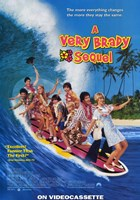 "A Very Brady Sequel - 11"" x 17"", FulcrumGallery.com brand"