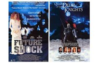 "Future Shock-Quest of the Delta Knights - 17"" x 11"""