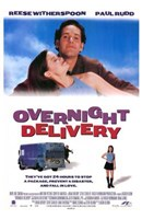 Overnight Delivery Wall Poster