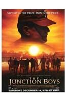"The Junction Boys - 11"" x 17"", FulcrumGallery.com brand"