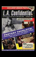 La Confidential - Exclusive Unseen Photos Wall Poster