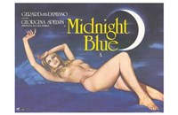 "Midnight Blue - 17"" x 11"", FulcrumGallery.com brand"