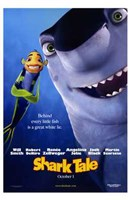 """Shark Tale - behind every little fish is a great white lie - 11"""" x 17"""" - $15.49"""