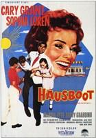"""Houseboat - 11"""" x 17"""""""