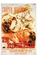 for Whom the Bell Tolls Wall Poster