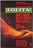 Lolita Mason Winters Sellers Wall Poster