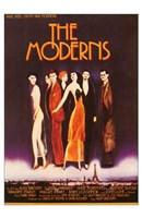 """The Moderns - 11"""" x 17"""""""