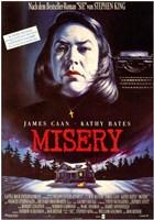 """Misery Kathy Bates - 11"""" x 17"""""""