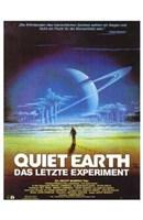 "Quiet Earth - 11"" x 17"""