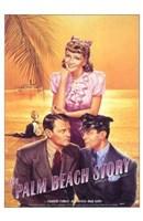"""The Palm Beach Story - 11"""" x 17"""", FulcrumGallery.com brand"""