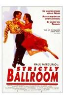 "Strictly Ballroom Paul Mercurio - 11"" x 17"""