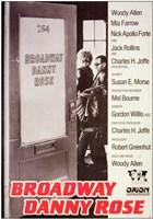 """Broadway Danny Rose - 11"""" x 17"""""""
