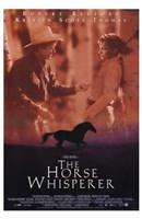 """The Horse Whisperer Robert Redford - 11"""" x 17"""", FulcrumGallery.com brand"""