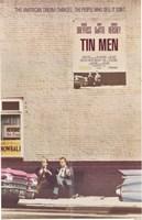 """Tin Men - 11"""" x 17"""""""