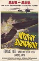 "Mystery Submarine - 11"" x 17"""
