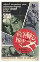 "The Naked Prey Film - 11"" x 17"""