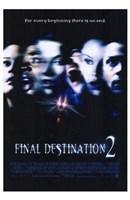 "Final Destination 2 - style A - 11"" x 17"""