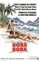 Bora Bora Wall Poster