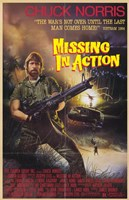 """Missing in Action - 11"""" x 17"""""""