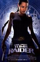 Lara Croft: Tomb Raider Wall Poster