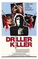 """Driller Killer - 11"""" x 17"""""""