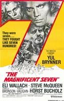 "The Magnificent Seven Horst Bucholz - 11"" x 17"" - $15.49"