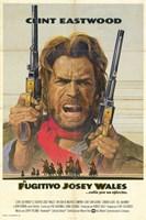 "Outlaw Josey Wales Spanish - 11"" x 17"""