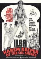 """Ilsa  Harem Keeper of the Oil Sheiks - 11"""" x 17"""""""