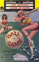 "Ball Game - 11"" x 17"""