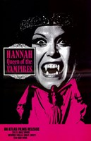Hannah: Queen of the Vampires Wall Poster