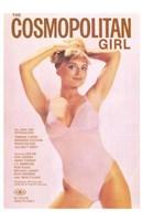 "The Cosmopolitan Girl - 11"" x 17"""